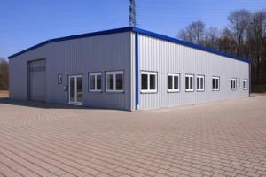 Fertighalle - Werkhalle